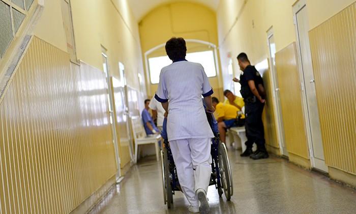 spital DNA bolnav