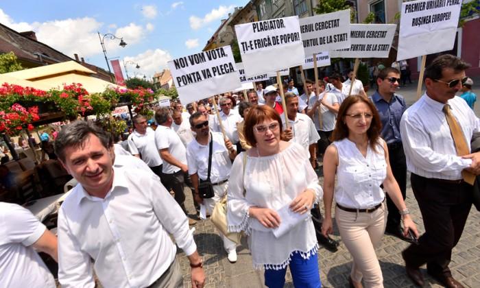 PNL Sibiu, alegeri