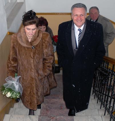 Amalia Balasoiu si Ioan Cindrea