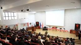 aula facultate medicina ULBS an nou chinezesc