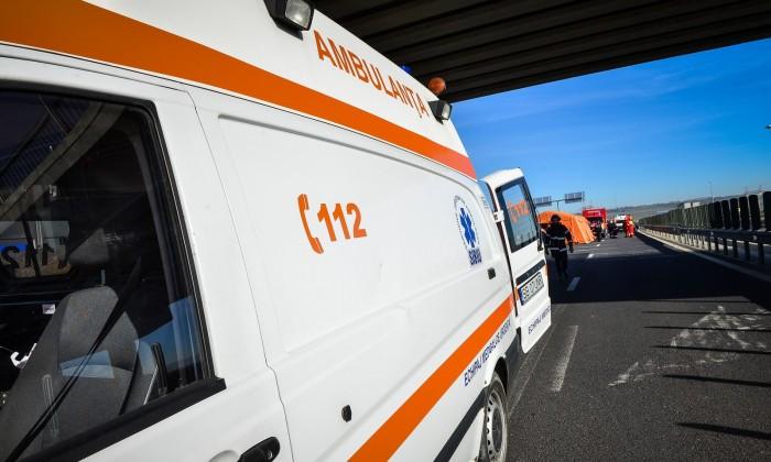 exercitiu accident autostrada, pompieri, incendiu, salvare, ambulanta,  smurd raniti (61) (Copy)