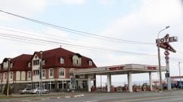 hotel ana oil, benzinarie ana oil