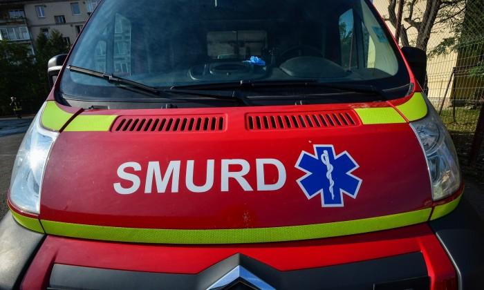 masina Smurd 112 accident (2)