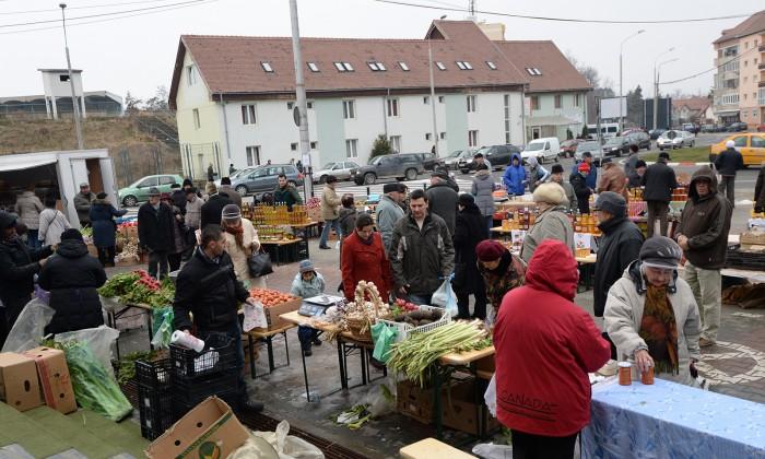 produse traditionale atestate, piata transilvania