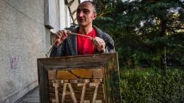 Silviu scrob casa de cultura mozaic pompieri ISU