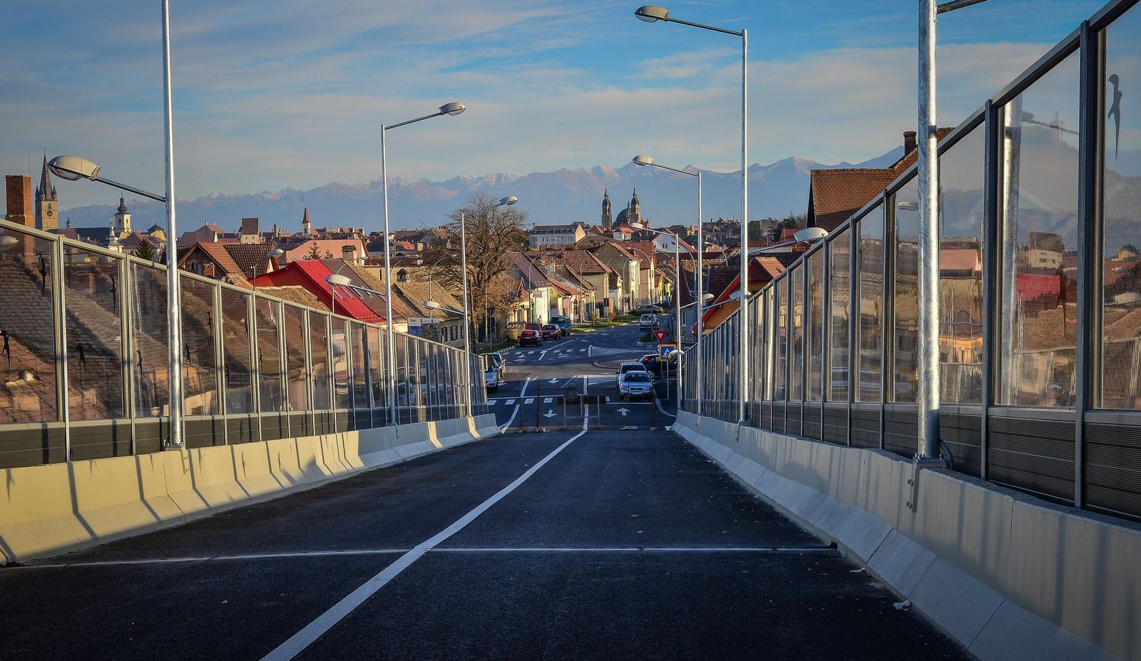 """Acum zece ani, viaductul Kogălniceanu era doar o idee """"în hârtii"""""""