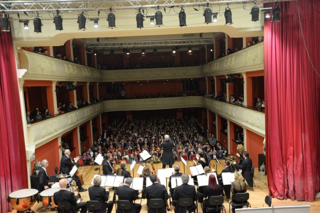 Johann Strauss Ensemble Sibiu 2014 II