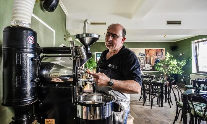 Misu Rus, cafea