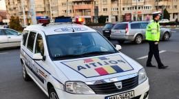 accident biciclist politie sens giratoriu (7)
