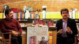 Radu Paraschivescu, lansare de carte Sibiu