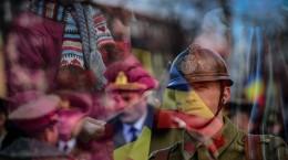 militari soldati parada 1 decembrie