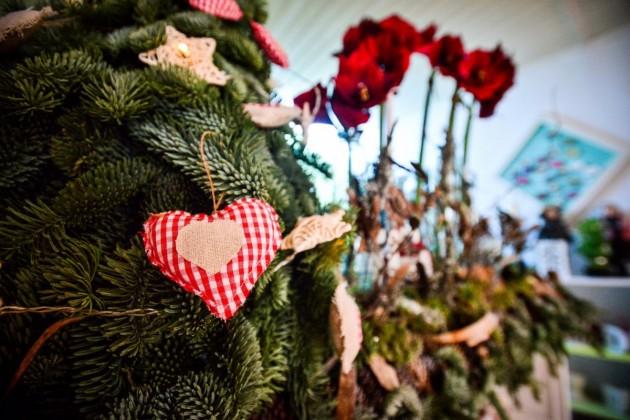 Gift Art florarie aranjamente Craciun (6)