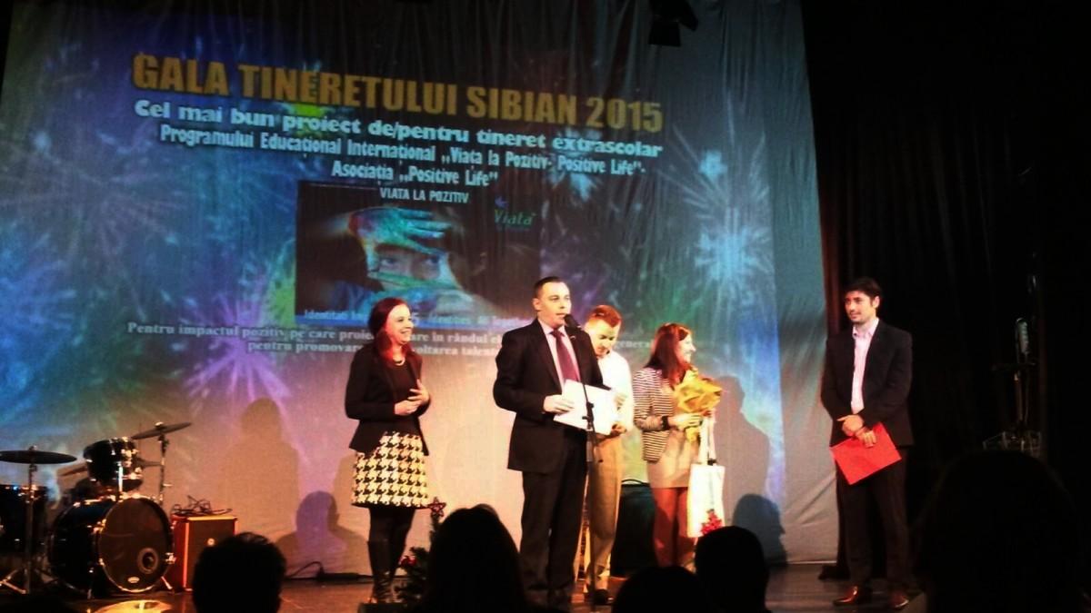 gala tineretului sibian prezentare