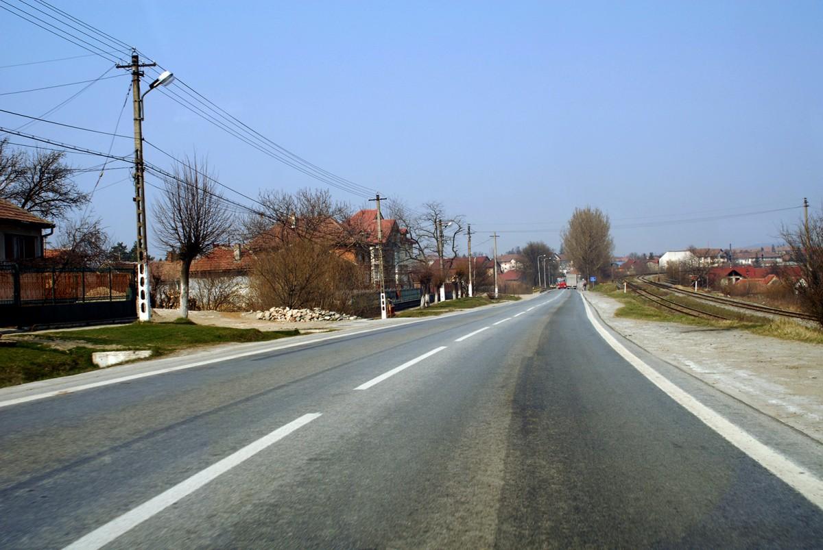Drumul Boita – Talmaciu – Vestem