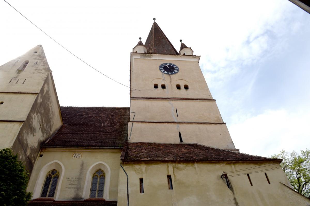 biserica evanghelica cisnadie