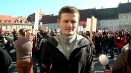 jurnalist norvegian Eystein Rossum