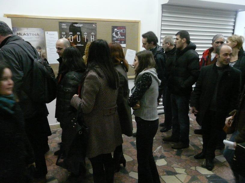 Astra Film on Tour - Bucuresti - Studio Horia Bernea - MTR (1)