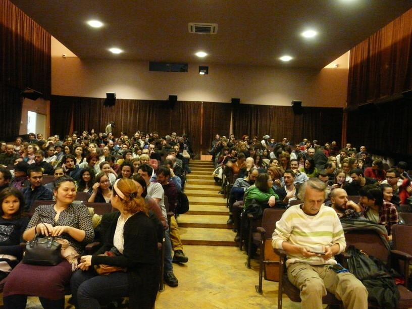 Astra Film on Tour - Bucuresti - Studio Horia Bernea - MTR (2)
