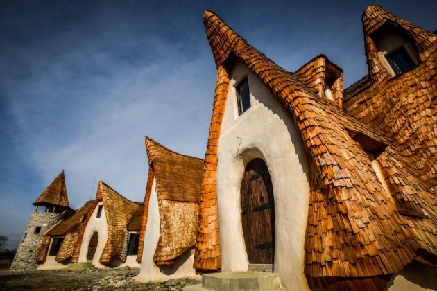 castel de lut valea zanelor porumbacu