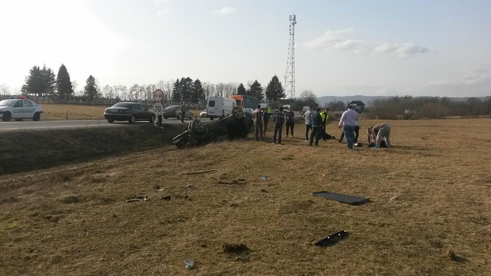 accident foto infotrafic-ovidiu Nitu