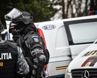 politie interventie mascati ziua politiei (14)