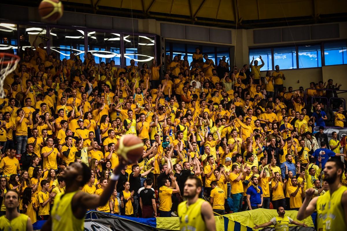 baschet CSU - Cluj (1)