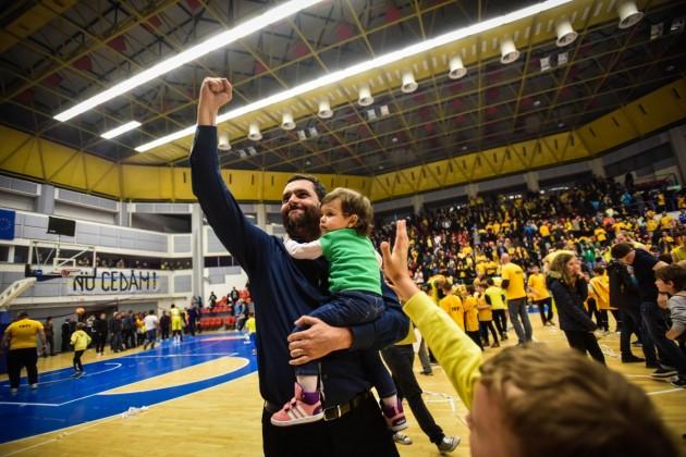 baschet CSU - Cluj  (102)