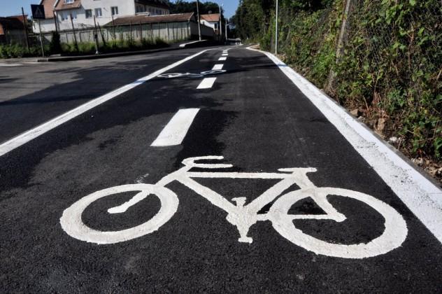 pista biciclete bicicleta