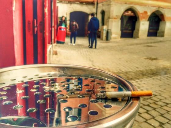 Cate amenzi au primit sibienii pentru incalcarea noii legi a fumatului 2