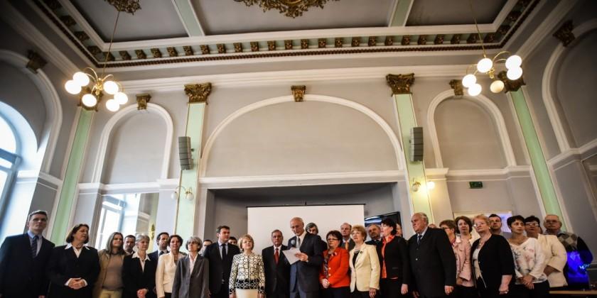 FDGR fodor, bottesch, porr, candidati alegeri