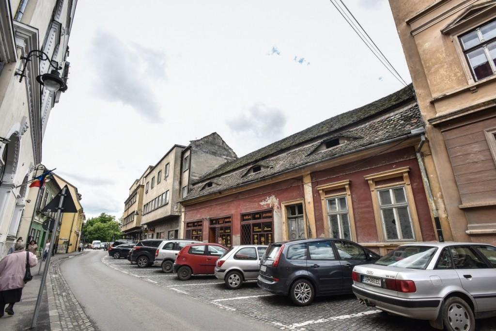 Proiect locuinte cu regim hotelier si spatii comerciale in centrul istoric al Sibiului tribunei (4)