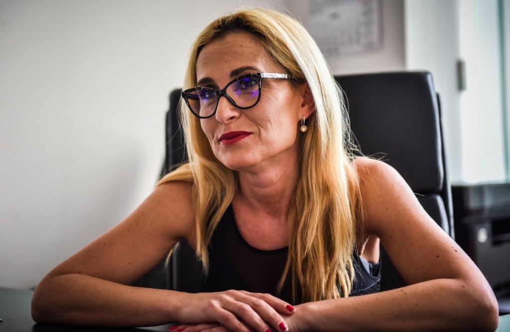 dr Maria Mihaela Cernusca Mitariu, decan Facultatea de Medicina  (1)