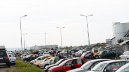 inundatii masini parcare continental (9)