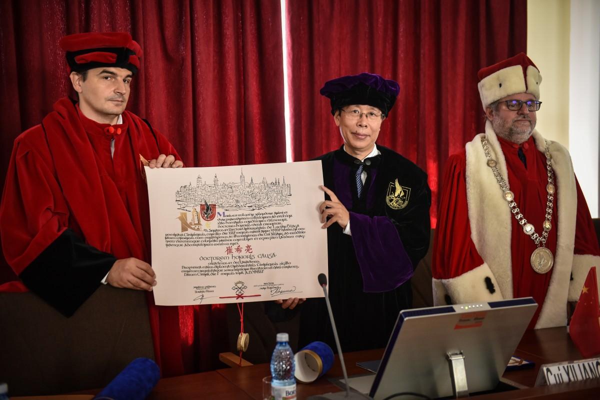 ULBS doctor honoris causa Beijing (2)