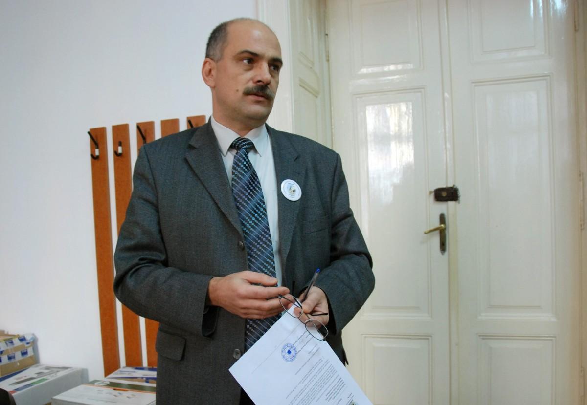 Gabriel Negrea, director liceu lazar