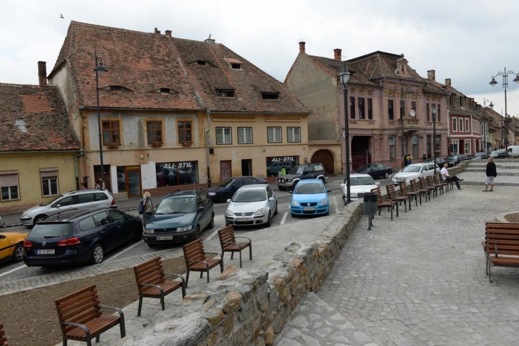 Nu gasiti loc parcare in Sibiu