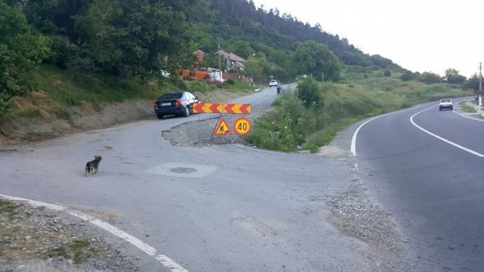 Sibiul aproape ca are un drum nou DJ 142J Seica Mare Seica Mica 1 (1)