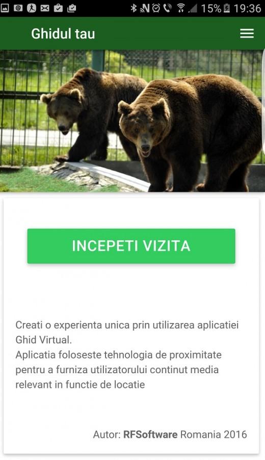 aplicatie zoo sibiu 2