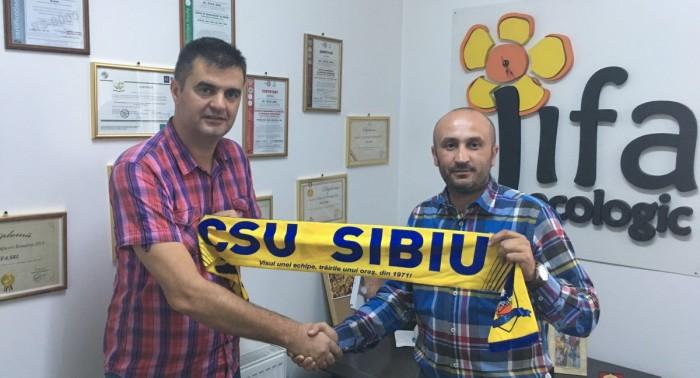 JIFA-partener al BC CSU Sibiu