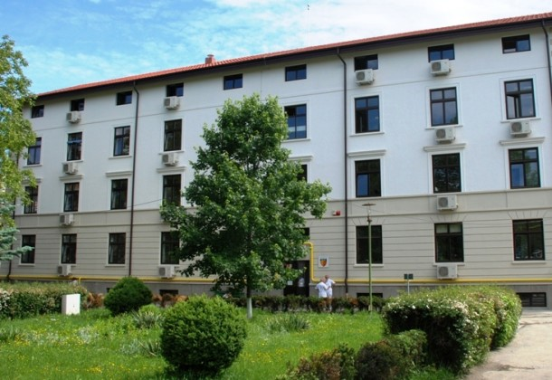 ambulatoriul de specialitate SCJU Sibiu