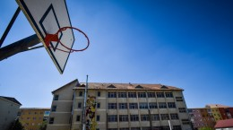 scoala vasile aaron  teren sport baschet street art festival (8)