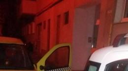 tamponare taxi  (2)