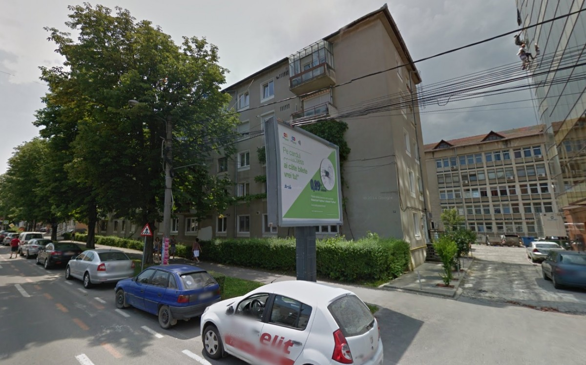 Blocul de pe Calea Dumbrăvii, nr. 26