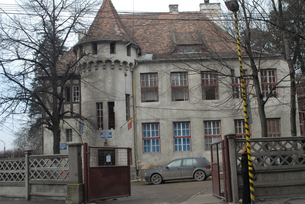 Alături de bastion, în administrarea Muzeului Astra va ajunge și clădirea amenajată pe zid