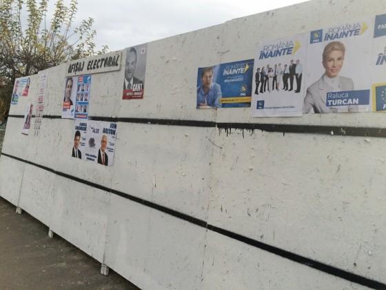 campanie-electorala-parlamentare-afise-electorale