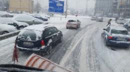 iarna zapada deszapezire circulatie