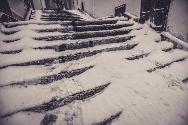 iarna sibiu