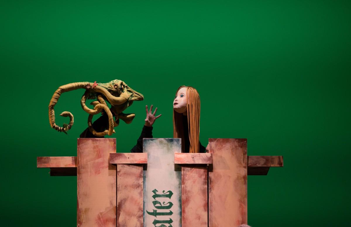 Rapunzel gong