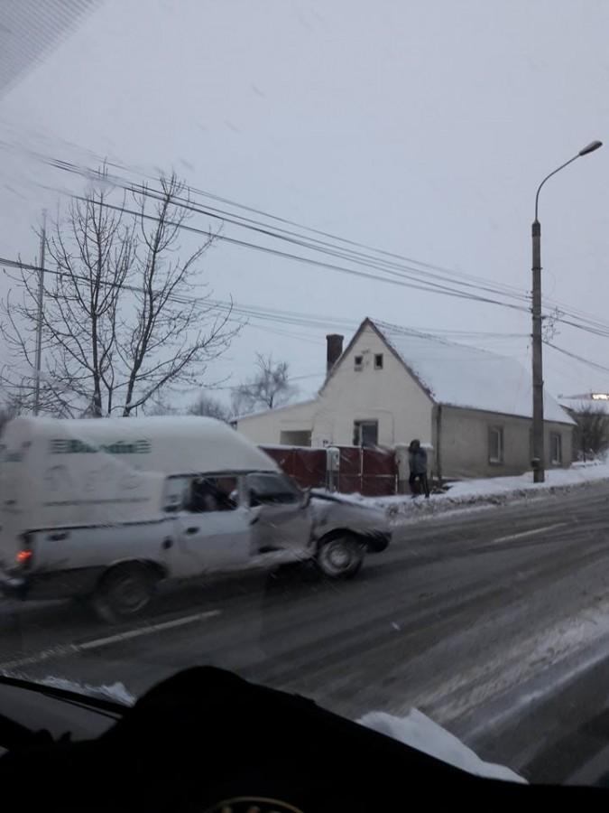 Foto: Info trafic jud. Sibiu