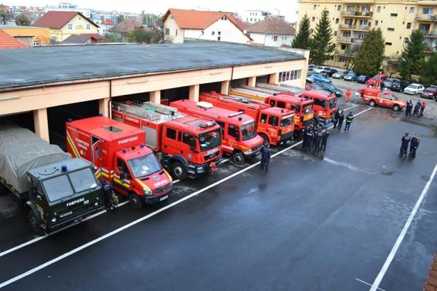pompieri ISU incendiu (2)